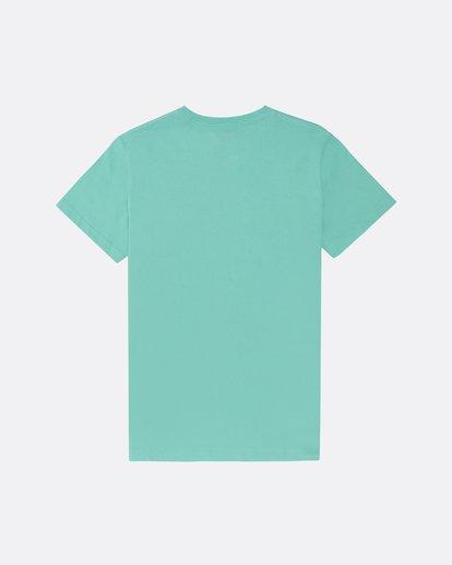 1 X Cess - Camiseta para Niño Azul S2SS18BIP0 Billabong