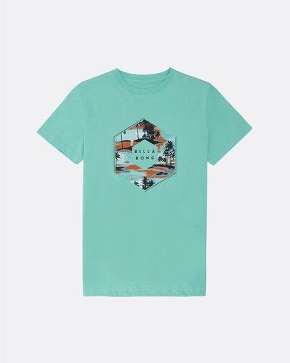 0 X Cess - Camiseta para Niño Azul S2SS18BIP0 Billabong
