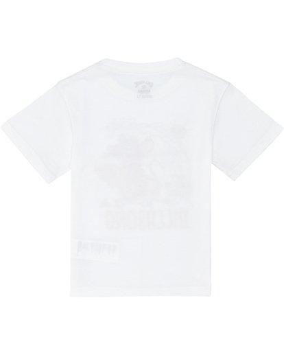 3 Rat Local  - T-Shirt for Boys White S2SS20BIP0 Billabong