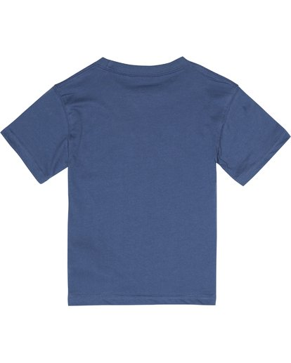 3 Rat Local  - T-Shirt für Jungen Blau S2SS20BIP0 Billabong