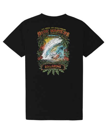 3 Pipe Master Tube - T-Shirt for Boys  S2SS22BIP0 Billabong