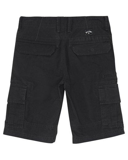 "3 Scheme Cargo 17"" - Pantalones cortos para Niño Gris S2WK10BIP0 Billabong"