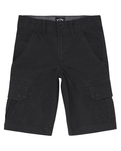 "2 Scheme Cargo 17"" - Pantalones cortos para Niño Gris S2WK10BIP0 Billabong"