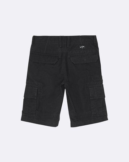 "1 Scheme Cargo 17"" - Pantalones cortos para Niño Gris S2WK10BIP0 Billabong"