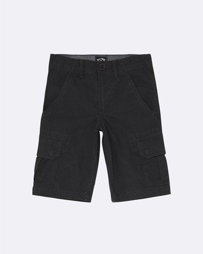 "0 Scheme Cargo 17"" - Pantalones cortos para Niño Gris S2WK10BIP0 Billabong"