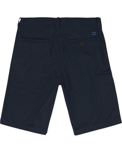 """3 Carter 17"""" - Shorts für Jungen Blau S2WK11BIP0 Billabong"""