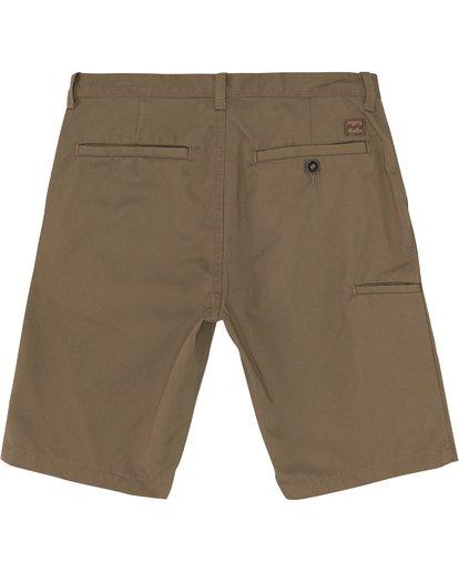 """3 Carter 17"""" - Pantalones cortos para Niño Verde S2WK11BIP0 Billabong"""