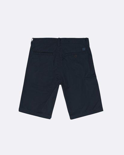 """1 Carter 17"""" - Shorts für Jungen Blau S2WK11BIP0 Billabong"""