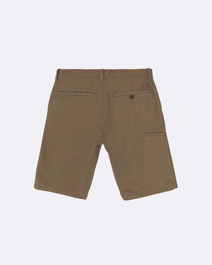 """1 Carter 17"""" - Pantalones cortos para Niño Verde S2WK11BIP0 Billabong"""