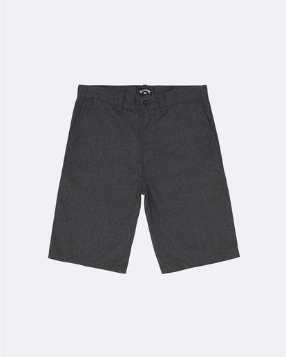 """0 Carter 17"""" - Pantalones cortos para Niño Negro S2WK11BIP0 Billabong"""