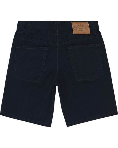 "3 Outsider Color 16"" - Pantalones cortos para Niño Azul S2WK12BIP0 Billabong"