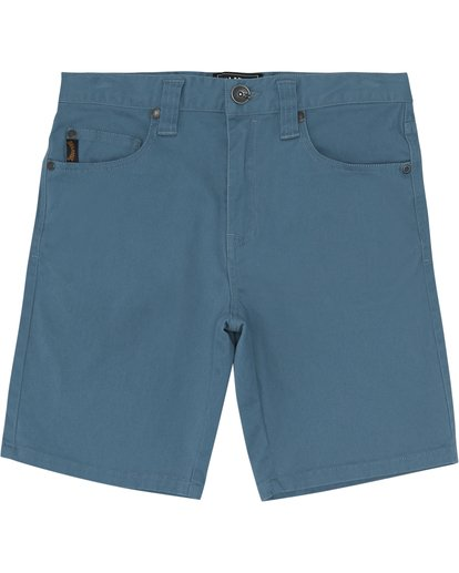 "2 Outsider Color 16"" - Pantalones cortos para Niño Azul S2WK12BIP0 Billabong"