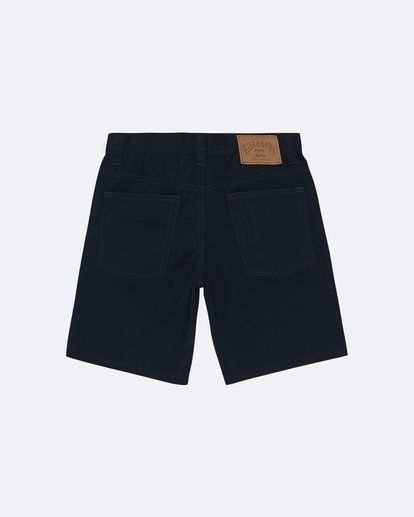 "1 Outsider Color 16"" - Pantalones cortos para Niño Azul S2WK12BIP0 Billabong"