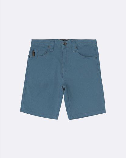 "0 Outsider Color 16"" - Pantalones cortos para Niño Azul S2WK12BIP0 Billabong"