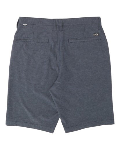 3 Crossfire Submersible - Short submersible pour Garçon Bleu S2WK13BIP0 Billabong