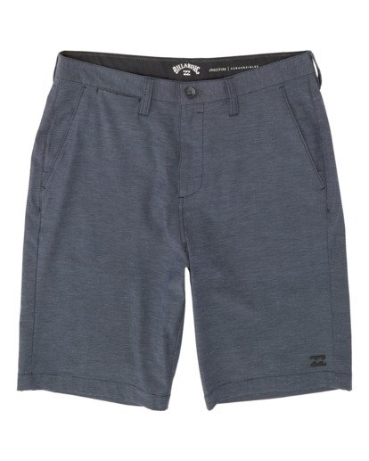 2 Crossfire Submersible - Short submersible pour Garçon Bleu S2WK13BIP0 Billabong