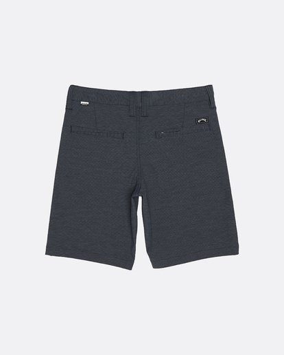1 Crossfire Submersible - Short submersible pour Garçon Bleu S2WK13BIP0 Billabong