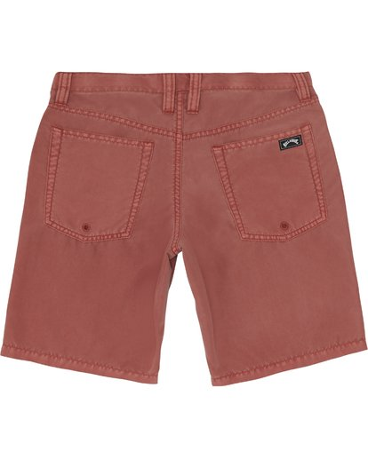 "3 Outsider Submersible 16"" - Pantalones cortos para Niño Multicolor S2WK14BIP0 Billabong"