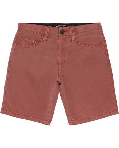 "2 Outsider Submersible 16"" - Pantalones cortos para Niño Multicolor S2WK14BIP0 Billabong"