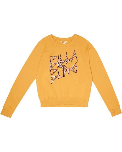 1 Laguna Beach - Sweatshirt für Damen Gelb S3CR07BIP0 Billabong