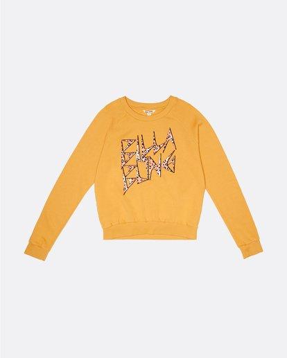 0 Laguna Beach - Sweatshirt für Damen Gelb S3CR07BIP0 Billabong