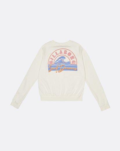 1 Laguna Beach - Sweatshirt für Damen Weiss S3CR07BIP0 Billabong