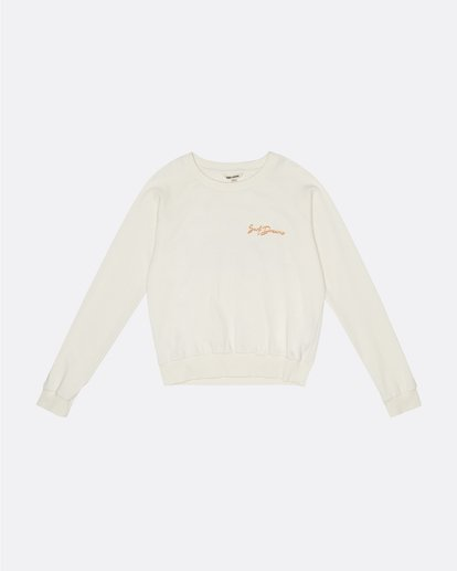0 Laguna Beach - Sweatshirt für Damen Weiss S3CR07BIP0 Billabong