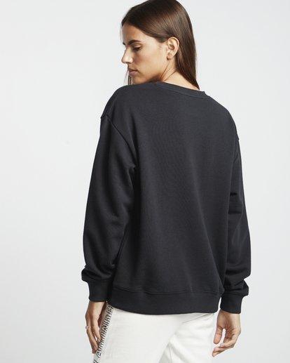 2 Legacy - Sweatshirt für Damen Schwarz S3CR08BIP0 Billabong