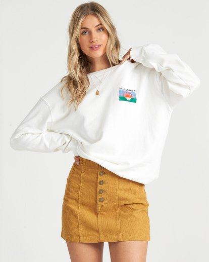 1 Surf Vibe - Polar para Mujer Blanco S3CR09BIP0 Billabong