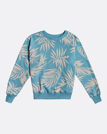 1 Wild Palm - Sweatshirt mit Palmenmuster für Damen  S3CR11BIP0 Billabong