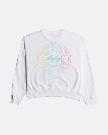 1 Native - Sweatshirt for Women Blanco S3CR50BIMU Billabong
