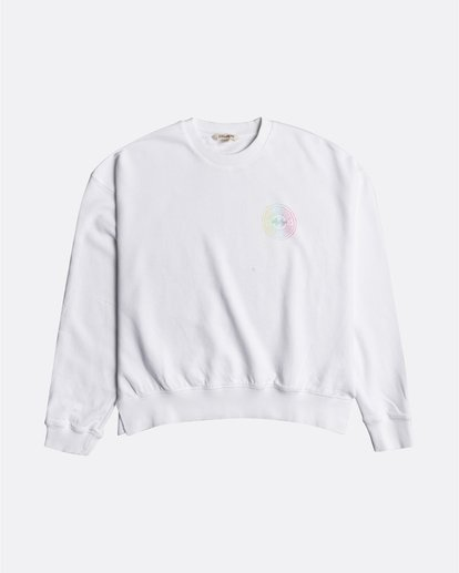 0 Native - Sweatshirt for Women Blanco S3CR50BIMU Billabong