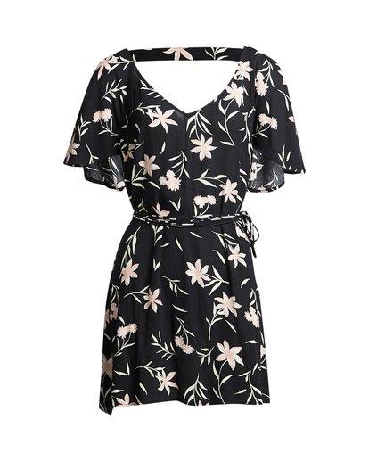 6 Fine Flutter - Vestido para Mujer Negro S3DR01BIP0 Billabong