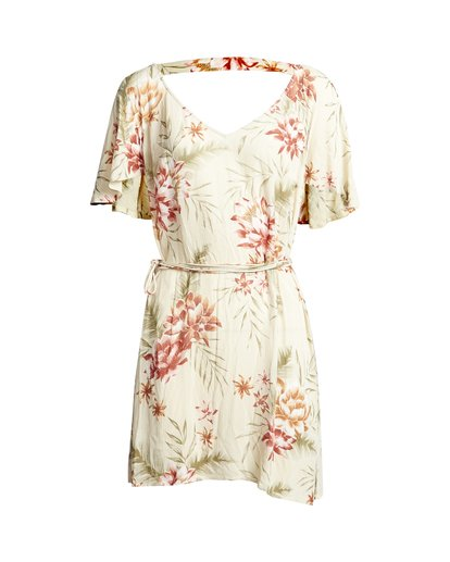 4 Fine Flutter - Kleid für Damen Mehrfarbig S3DR01BIP0 Billabong