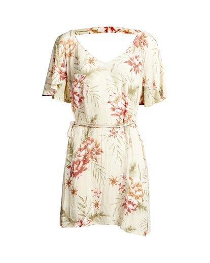4 Fine Flutter - Vestido para Mujer Multicolor S3DR01BIP0 Billabong