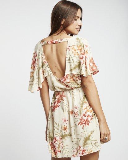 2 Fine Flutter - Vestido para Mujer Multicolor S3DR01BIP0 Billabong
