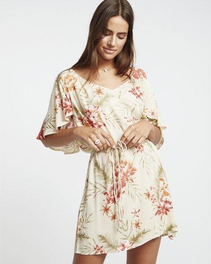 0 Fine Flutter - Kleid für Damen Mehrfarbig S3DR01BIP0 Billabong