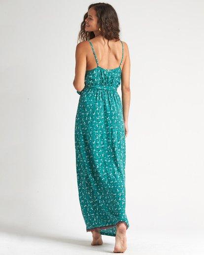 2 Soft Seas - Maxikleid mit Muster für Damen Blau S3DR08BIP0 Billabong