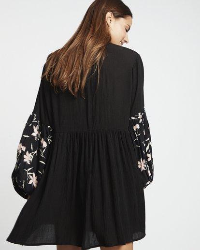 3 Blissfull - Kleid für Damen Schwarz S3DR16BIP0 Billabong