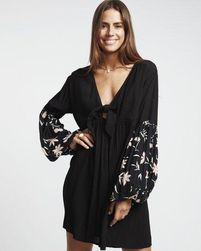 1 Blissfull - Kleid für Damen Schwarz S3DR16BIP0 Billabong