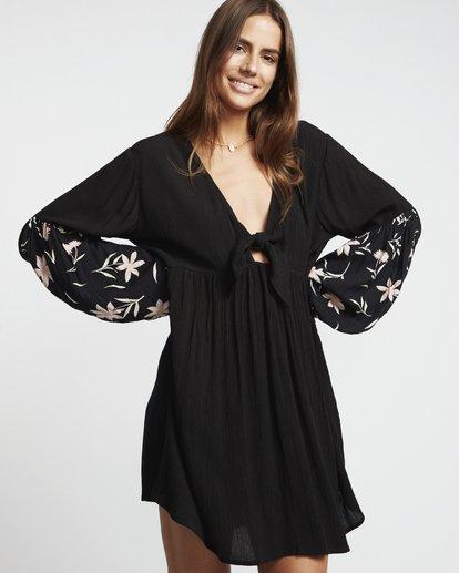2 Blissfull - Kleid für Damen Schwarz S3DR16BIP0 Billabong