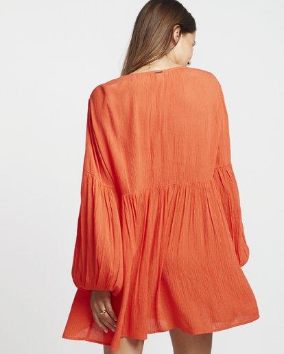 1 Blissfull - Vestido para Mujer Multicolor S3DR16BIP0 Billabong