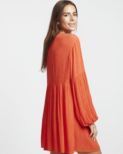 3 Blissfull - Vestido para Mujer Multicolor S3DR16BIP0 Billabong
