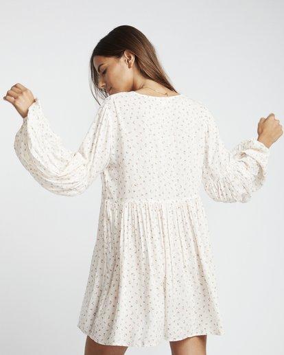 2 Blissfull - Vestido para Mujer Blanco S3DR16BIP0 Billabong
