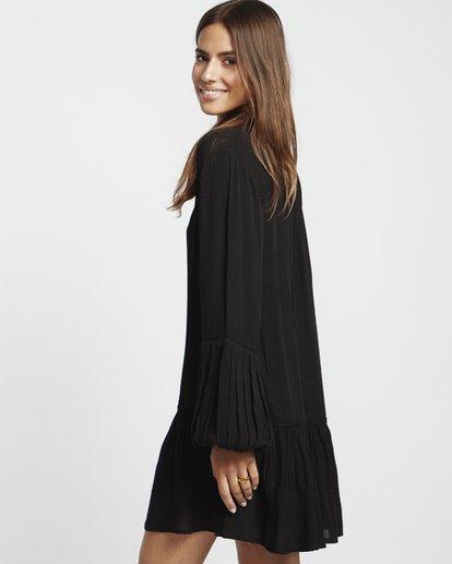 3 Good Mood - Kleid für Damen Schwarz S3DR17BIP0 Billabong