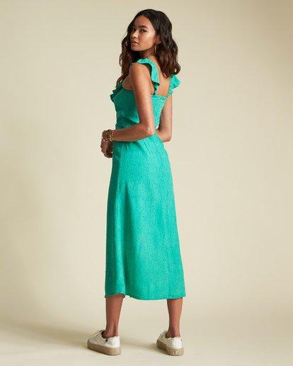 4 Love Tripper - Kleid für Damen Grün S3DR41BIP0 Billabong