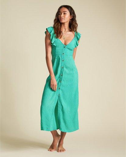 1 Love Tripper - Kleid für Damen Grün S3DR41BIP0 Billabong