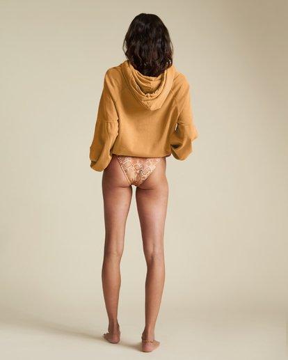 1 Feeling Free - Pullover Hoodie für Damen Gelb S3FL02BIP0 Billabong