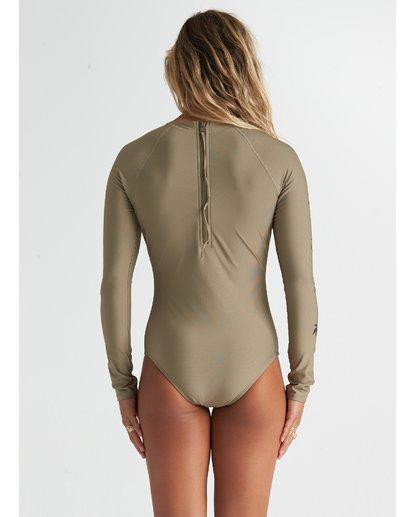 1 Core Mock Neck Bdyst - Surf-Anzug für Damen Grün S3GY03BIP0 Billabong