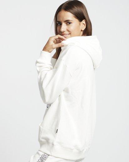 2 Legacy Hood - Sudadera con capucha para Mujer Blanco S3HO02BIP0 Billabong